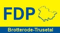 FDP Brotterode-Trusetal - Die Liberalen online