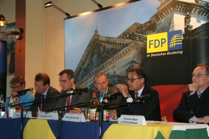 Erfolgreiche Veranstaltung der Bundestagsfraktion