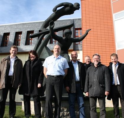 FDP-Fraktion erneut in Oberhof zu Gast
