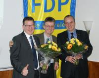 Kreisvorsitzender Torsten-Köhler Hohlfeld (l.)