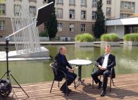 FDP-Chef Uwe Barth im MDR-Sommerinterview