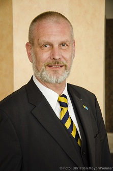 Neuer Ortsvorsitzender Pößneck A.-H. Borchardt