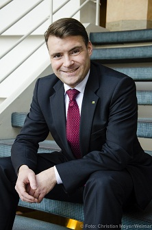 Bundestagsabgeordneter Patrick Kurth, MdB