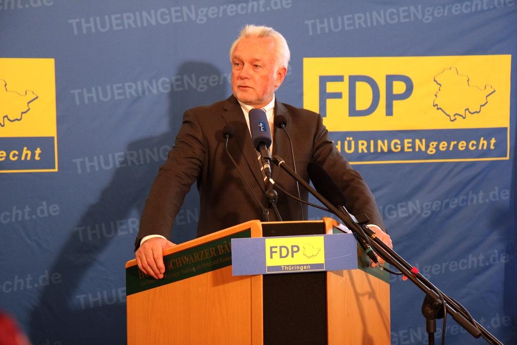 Festredner Wolfgang Kubicki