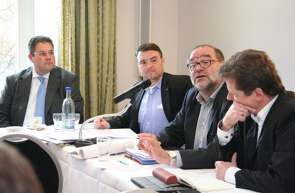 Klausurtagung der FDP in Weimar