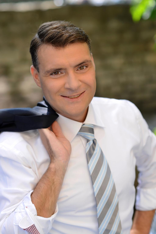 Spitzenkandidat Patrick Kurth, MdB