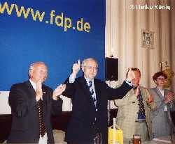 Alle Jahre wieder - Der FDP-Neujahrsempfang