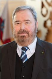 Verkehrspolitischer Sprecher Heinz Untermann, MdL