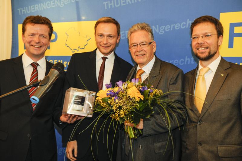 Neujahrsempfang 2014 in Jena