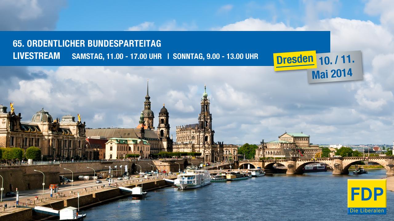65. Ordentlicher FDP-Bundesparteitag