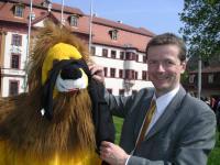 Für freie Sicht beim Thüringer Löwen sorgt Barth
