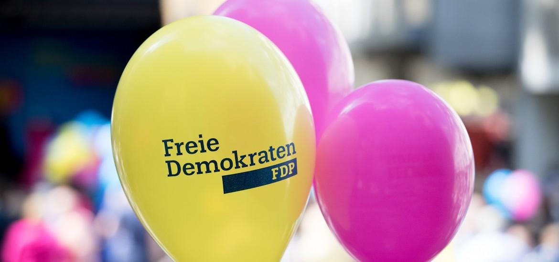 """70. Bundesparteitag der Freien Demokraten: Mit """"Neustart des Aufbaus Ost"""" positives Signal setzen"""