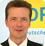 FDP-Landeschef Uwe Barth, MdB