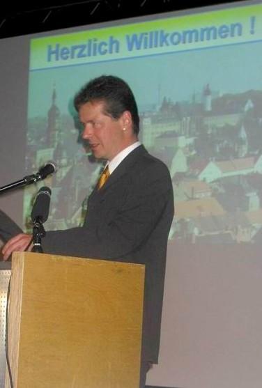 Uwe Barth in Altenburg