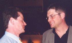 Uwe Barth und Holger Zastrow