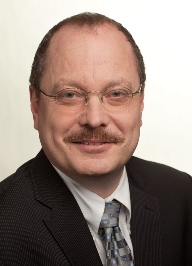 Dirk Bergner, Innenpolit. Sprecher der FDP Fraktio
