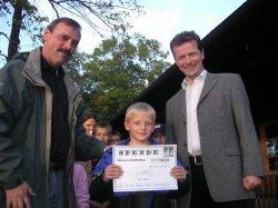 Germar, Pawel aus Weißrußland und Barth