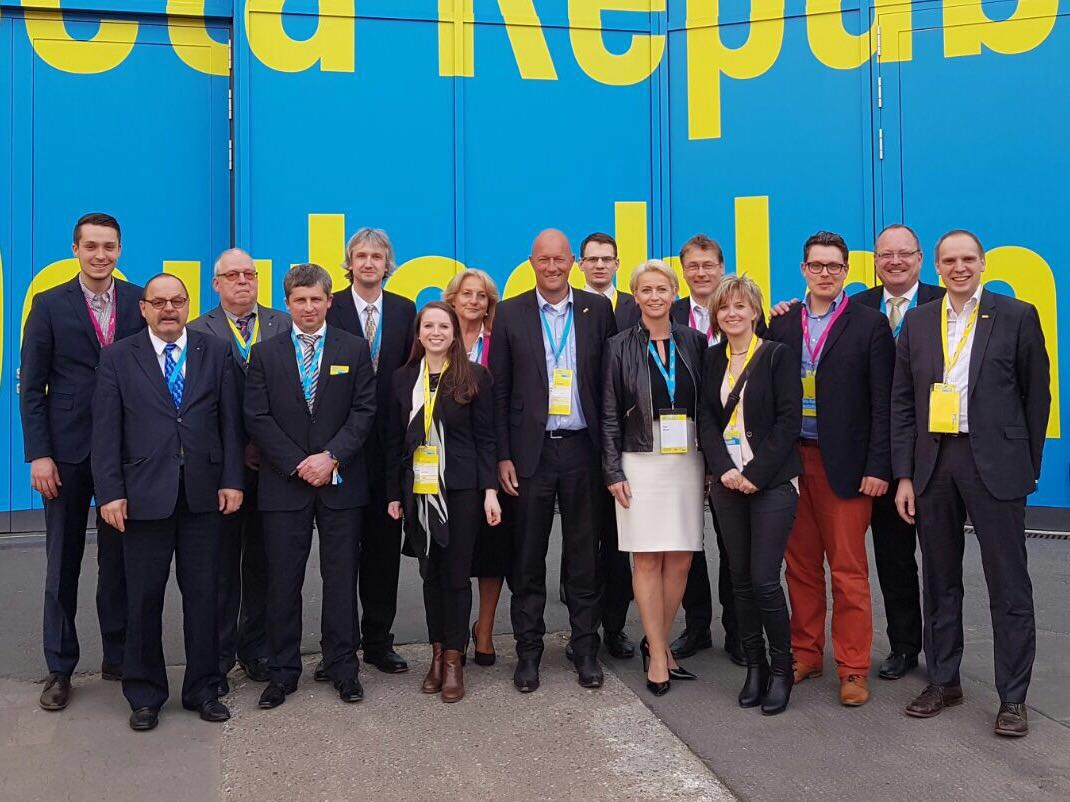 Thüringer Delegation