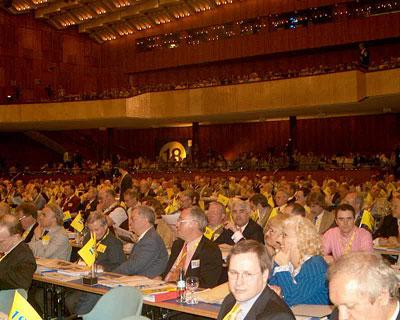 Anträge der FDP Thüringen zum Bundesparteitag