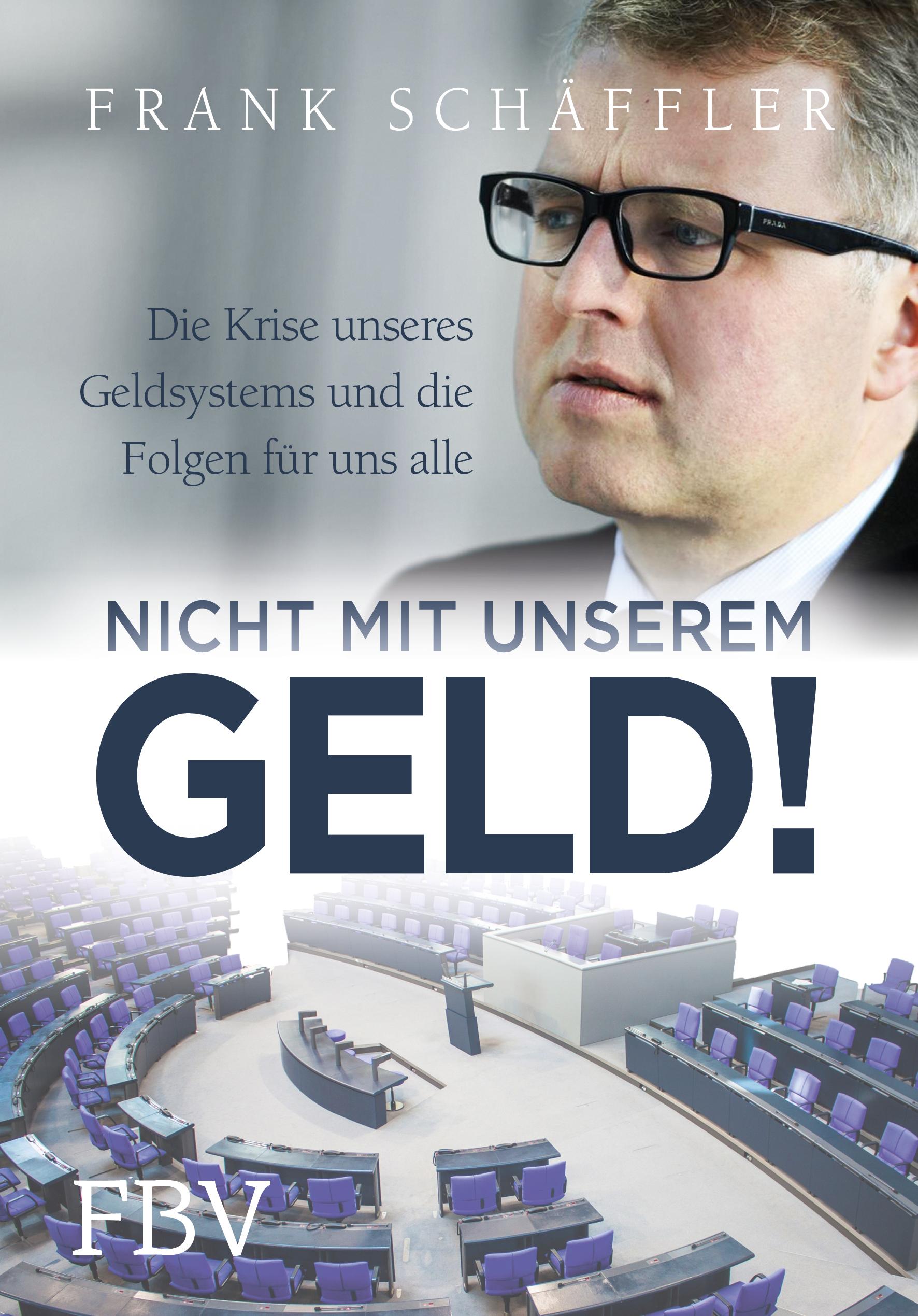 Buchlesung und Diskussion mit Frank Schäffler