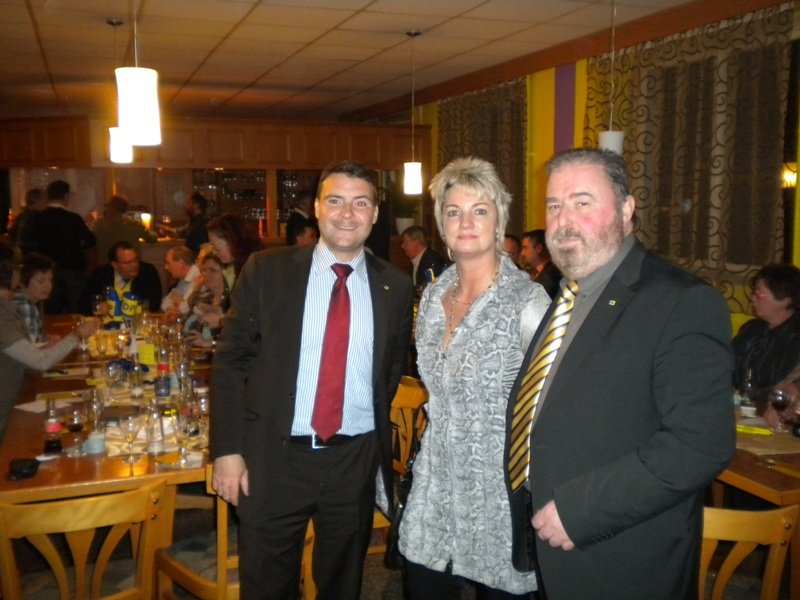 Patrick Kurth, MdB; Heinz Untermann, MdL