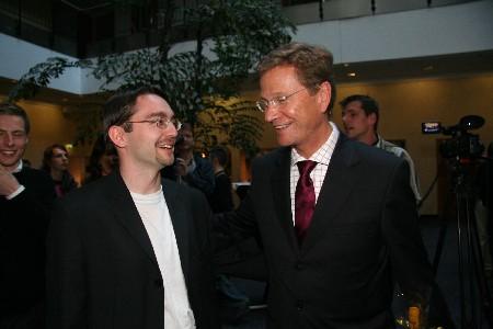 JuLi-Landeschef Jahns begrüßt den FDP-Chef