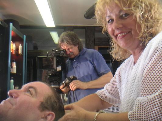 DDC-Redakteur zum Haarschnitt