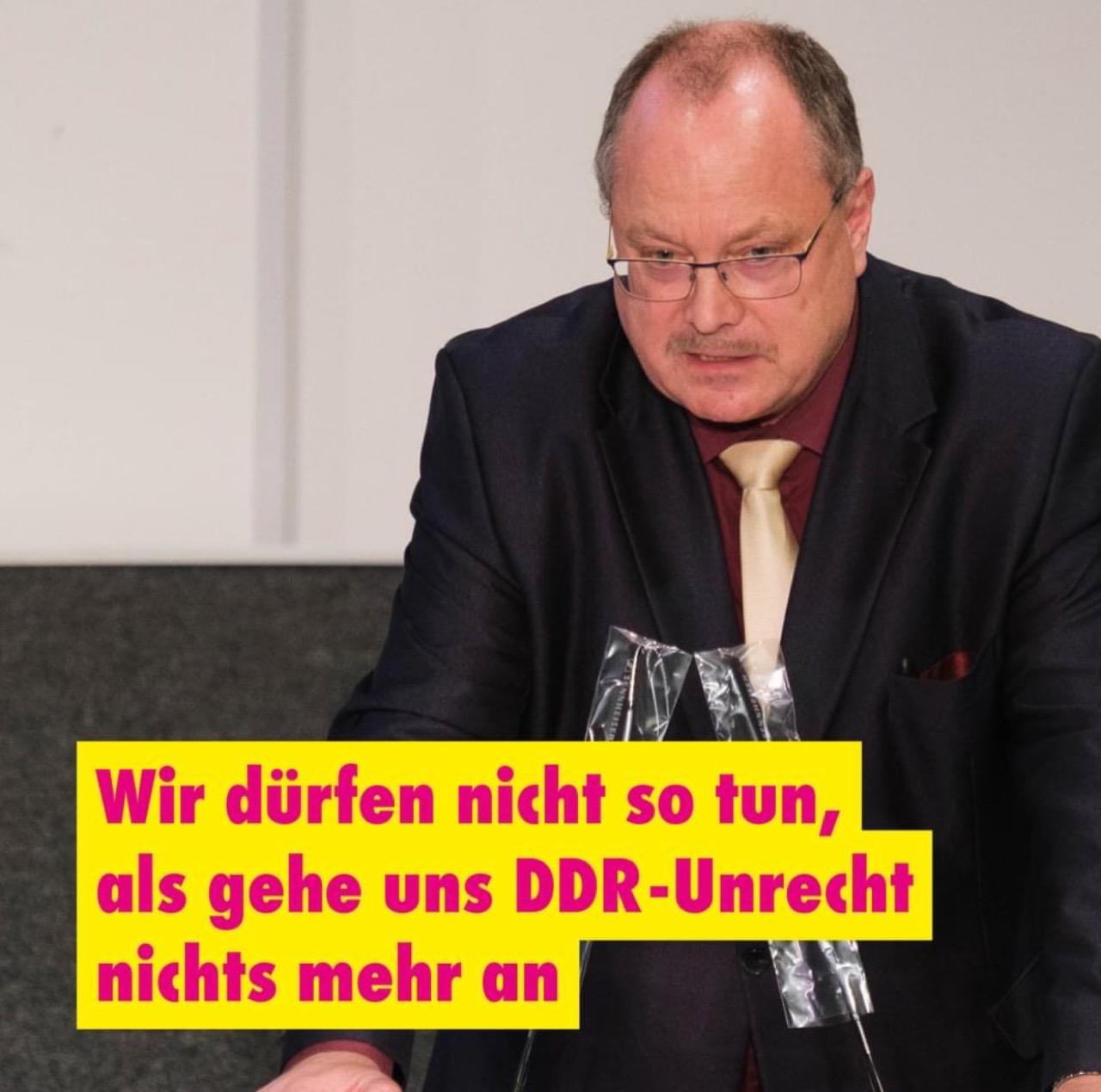 Dirk Bergner, Stellv. Landesvorsitzender