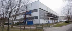 Neubau dringend notwendig: Riethsporthalle
