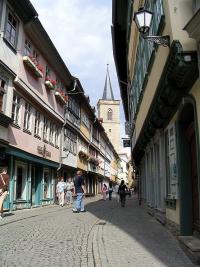 Tourismusmagnet Krämerbrücke Erfurt
