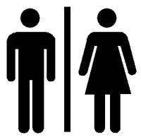 Mangelware: öffentliche WCs in Erfurt