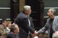 Wahl 2006: Beigeordneter Uwe Spangenberg