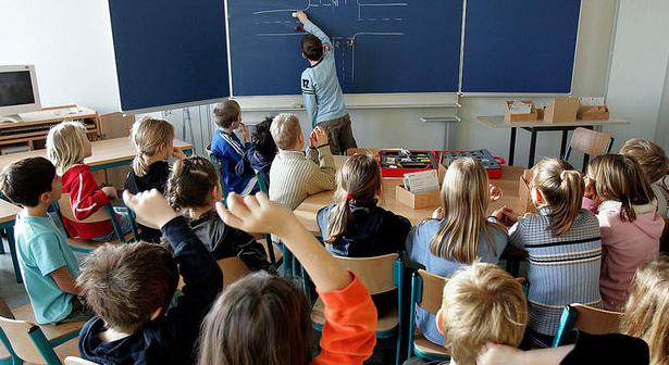 In den Erfurter Gymnasiumsklassen wird es eng.