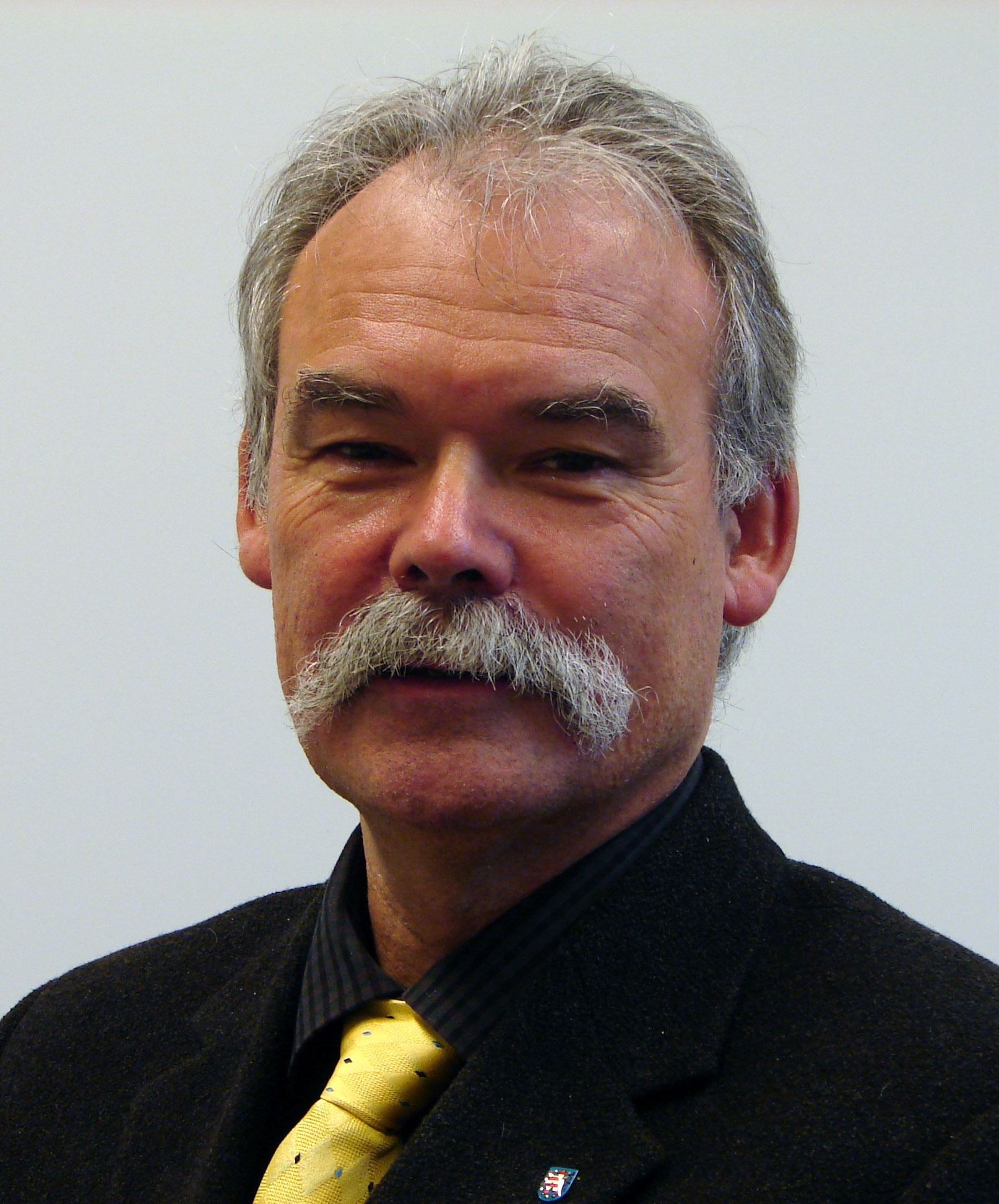 Sucht neue Mitstreiter: Herbert Rudovsky