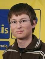 Felix Rösel, neuer JuLi-Kreisvorsitzender