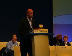 Thomas L. Kemmerich beim Bundesparteitag 2008