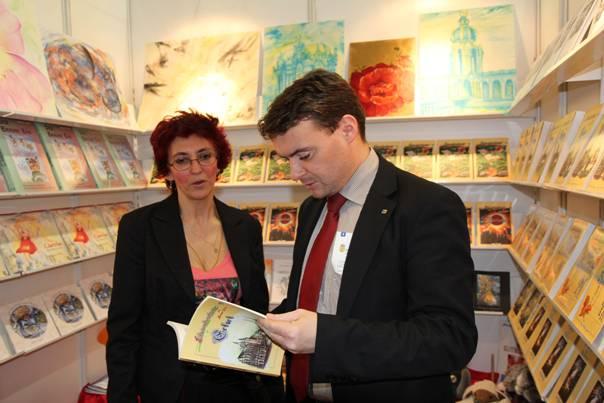 Patrick Kurth, MdB, mit Frau Lasché