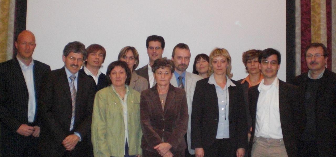 Der neue Vorstand der Erfurter FDP