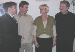 Kurth beglückwünscht Pilz, Bahn-Schulz und Lorenz