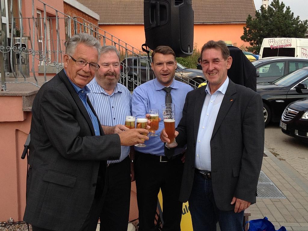 Sommerfest FDP-Sömmerda