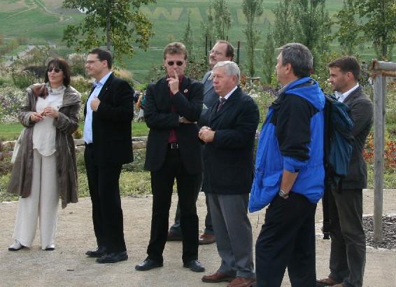 FDP-Delegation auf der BUGA