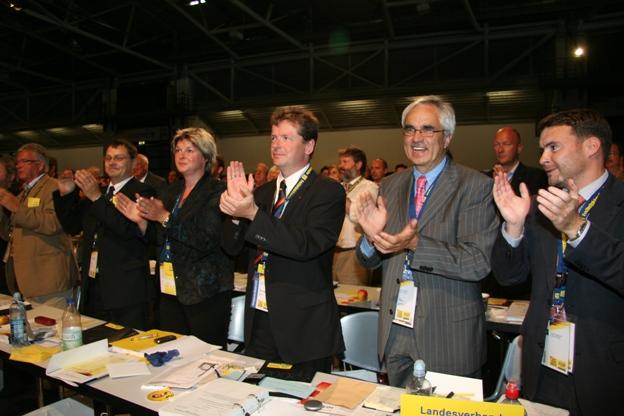 Thüringer Liberale auf dem Bundesparteitag