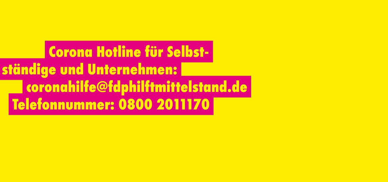 Corona-Virus: Informationen der FDP-Fraktion im Thüringer Landtag