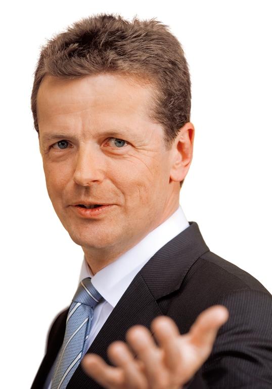 Landeschef Uwe Barth