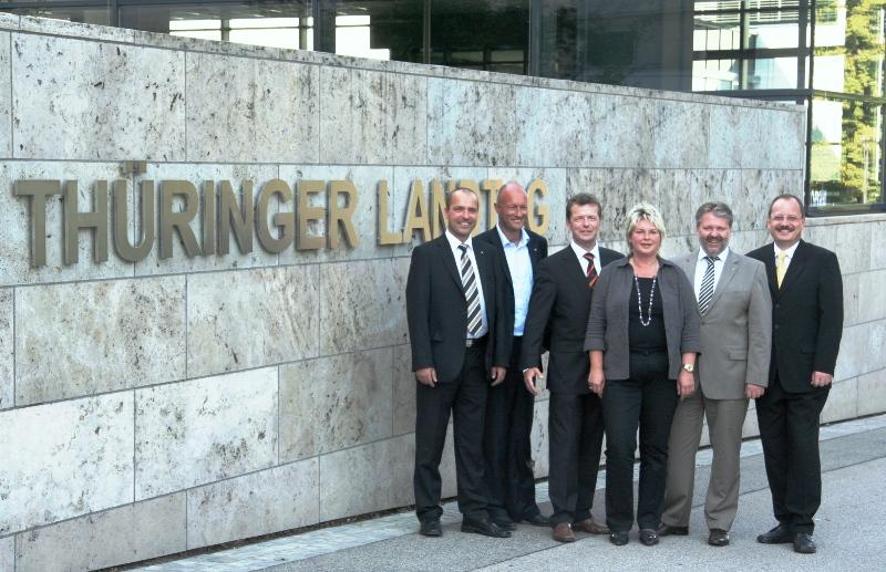 Die FDP Fraktion im Thüringer Landtag
