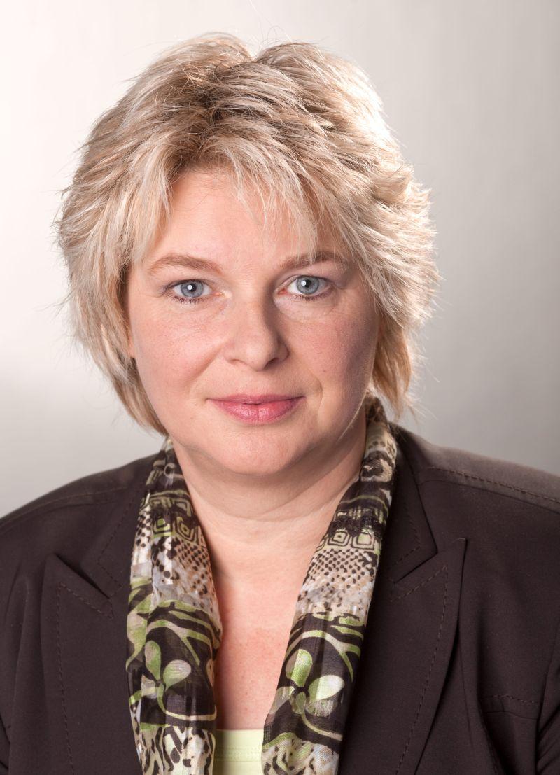 Hochschulpolitische Sprecherin Franka Hitzing, MdL