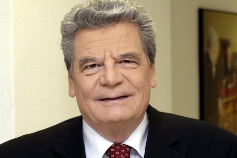 Bundespräsidentkandidat Joachim Gauck