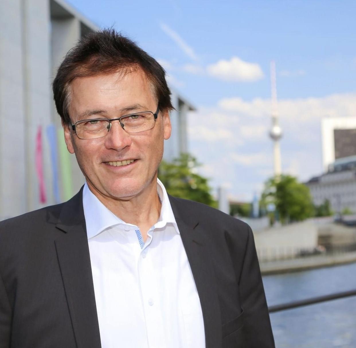 Gerald Ullrich, stv. Landesvorsitzender FDP TH