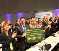Thüringer Delegierte (Foto M. Schlummer)