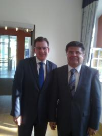 Torsten Köhler-Hohlfeld & Michael Brychcy